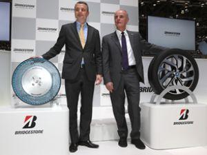 Bridgestone ürünleri Cenevre'de beğenildi
