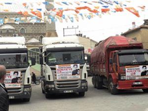 Konya Belediyesi, 400 adet yeni araç aldı