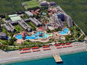 Türkiye'nin en beğenilen otelleri Limak'tan