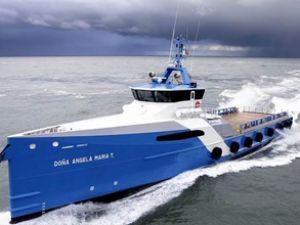 Naviera'dan Damen'e 4 gemi siparişi daha