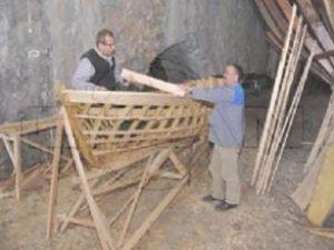 Selçuklu Tersanesi'nde üretim başladı
