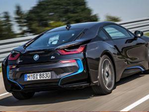 BMW, i8'in üretimine nisanda başlayacak