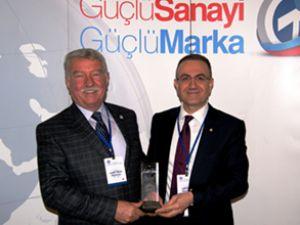 TAYSAD'dan Aktaş Holding'e büyük ödül