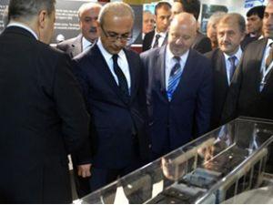 Fuarda İstanbul metro vagonları tanıtıldı