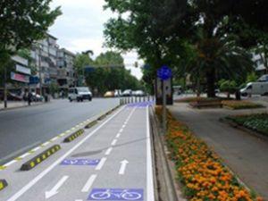 Washington'dan İstanbul'a bisiklet önerisi