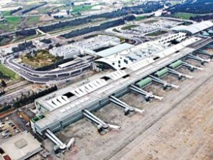 3. havalimanı yapımına devam edilecek