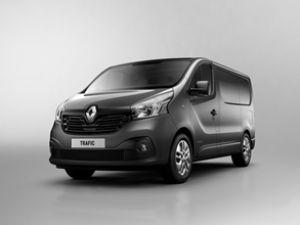 'Yeni Renault Trafic' günyüzüne çıkıyor