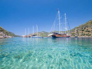 Fethiye ve Göcek'ten turizme 378 milyon