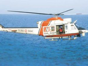 Sahil Güvenlik, yeni helikopter alacak
