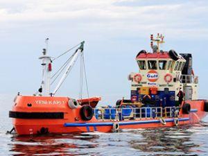 Gulf, İskenderun'da yağ ikmaline başladı