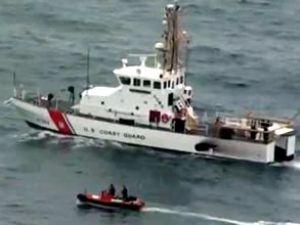 Amerika'da pilot botu gemiye çarptı