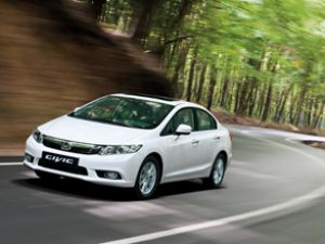 Honda Civic Sedan alana bin TL takas desteği