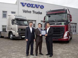 Volvo'dan Yapımar Madencilik'e 1 çekici
