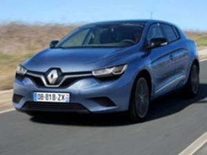 Yeni Renault Megane ay sonu Türkiye'de