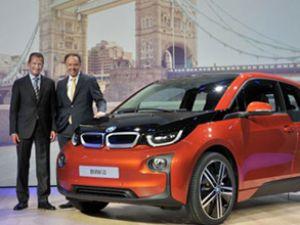 BMW her yıl 100 bin elektrikli oto üretecek