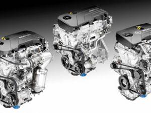 General Motors'dan yeni Ecotec motor
