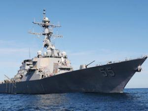 Operasyon yapılan gemi Libya'ya dönüyor