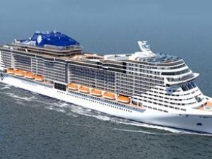 MSC Cruise'dan STX'e 2 gemi siparişi