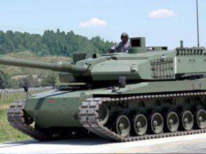Otokar'ın en önemli projesi milli tank Altay