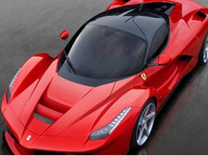 LaFerrari'nin fiyatı 2.7 milyon Euro