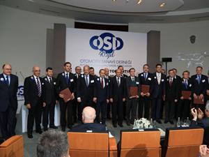 OSD, 40. yılında Genel Kurulu'nu yaptı