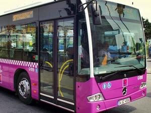En fazla tercih edilen ulaşım aracı otobüs