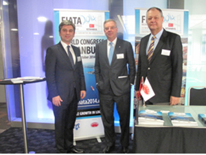 FIATA toplantısında 'dozvola' krizi konuşuldu