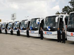 Metro Rent A Bus AŞ, sektörde çıtayı yükseltti