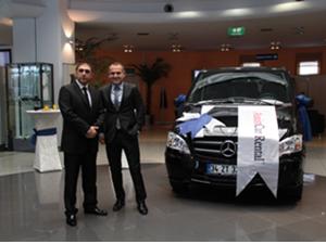Gülsoy'dan AssistCar'a 10 adet Mercedes