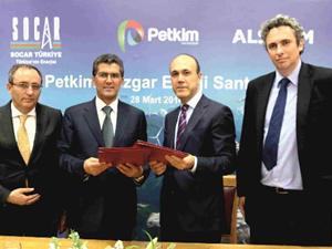 PETKİM, rüzgara 55 milyon Euro yatıracak
