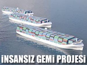İnsansız Gemi Projesi 2020'de tamam