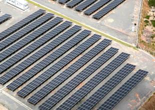 Yingli Solar'dan 1 MW'lık güneş santrali
