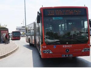 Kocaeli'de otobüslere ücretsiz internet