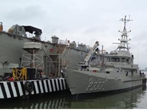 Meksika Donanması'ndan Damen Tersanesi'ne sipariş