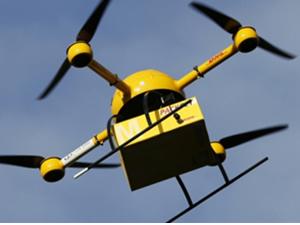 Lojistikte insansız hava aracı dönemi başlıyor