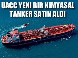 UACC, kimyasal tanker filosunu büyütüyor