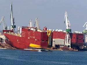 Togir Denizcilik'ten Uljanik'e iki gemi siparişi