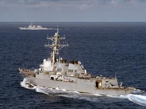 ABD füze destroyeri Karadeniz'e geliyor