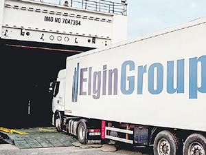 Elgin Grup, Türkiye - Rusya arası Ro-Ro hattı kurdu