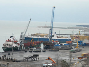 Trabzon Limanı, alternatif rota arayışında