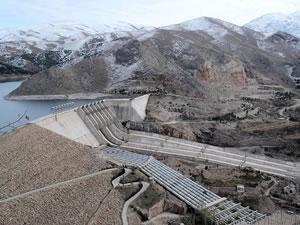 Karaidemir Barajı yüzde 40 doluluk oranına ulaştı