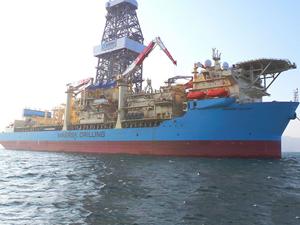 Samsung Tersanesi, Maersk Vailant'ı teslim etti