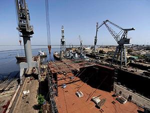Deniz ikmal tankerinin yüzde 15'lik kısmı tamamlandı