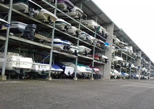 İstanbul Boğazı'ndaki tekneler raflara park edilecek