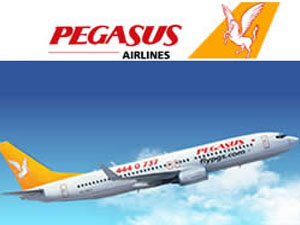 Pegasus Plus'tan yüzde 50 indirimli uçuş