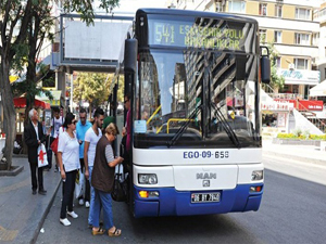 Ankara'da otobüsler yarın gece seferlerine başlıyor