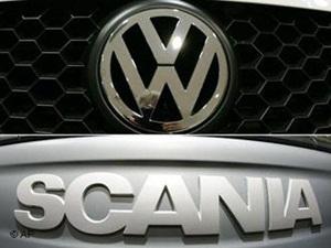 Volkswagen, Scania'daki hisselerini artırdı