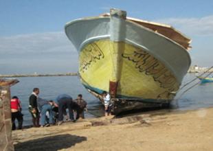"""""""Gaza's Ark"""" sonbaharda denize açılıyor"""