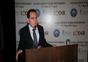 3. Ulusal Lojistik Kongresi Trabzon'da başladı