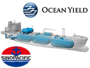 Ocean Yield, 243 milyon dolara 3 LNG siparişi verdi